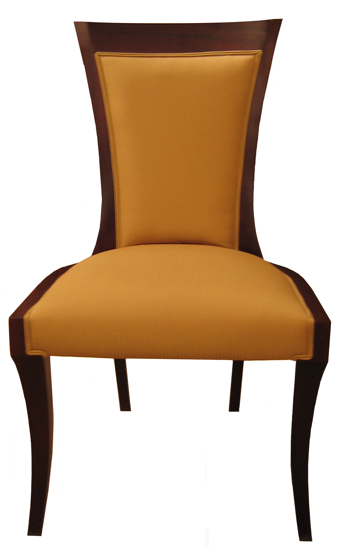 Apparenza design studio transitional and couture for Dining chair ideas
